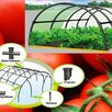 Парник дачный ПДМ большой 7 секций пластиковый для рассады и овощей по цене 2500₽ - Парники и дуги, фото 7