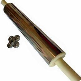 Скалки - Скалка для слоённого теста 50-7,5см с подшипниками, 0