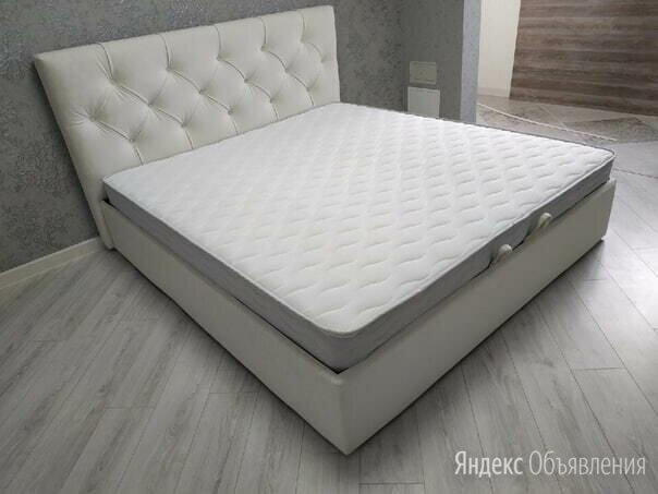 Кровать с матрасом двуспальная бесплатно доставка в рассрочку  по цене 9000₽ - Кровати, фото 0