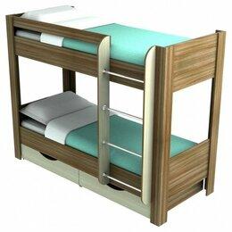 """Кроватки - Кровать 2-х ярусная """"Школьник"""", 0"""