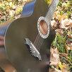 Матовая гитара акустическая по цене 3900₽ - Акустические и классические гитары, фото 1