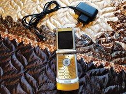 Мобильные телефоны - Motorola RAZR V3i Gold Dolce & Gabbana, 0