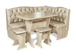 Мебель для кухни - Кухонный гарнитур со столом и табуретами новая…, 0