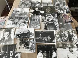 Фотографии и письма - Фото режиссеров и кино звёзд 80х годов, 0