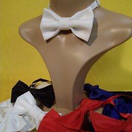 Галстуки и бабочки - Белая бабочка галстук , 0
