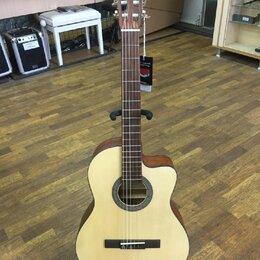 Акустические и классические гитары - Электроклассическая гитара Parkwood PC110, 0