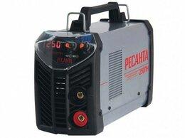 Сварочные аппараты - Сварочный аппарат инверторный Ресанта САИ 250 ПН, 0