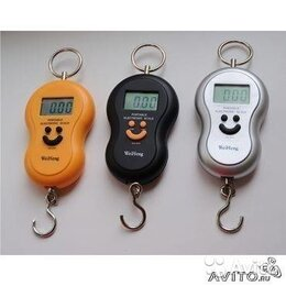 Безмены - Электронные (весы-безмен) до 50кг, 0
