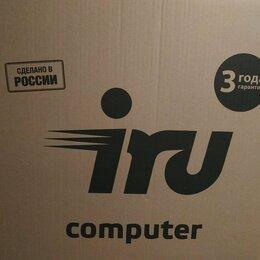 Настольные компьютеры - IRU Corp 717 MT i7 9700 (3) /16Gb/1Tb 7.2k/GTX1050, 0