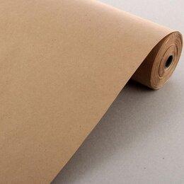 Подарочная упаковка - Бумага крафт 420 мм х 50 м   1256727, 0