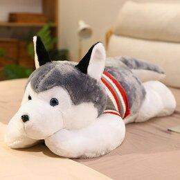 Мягкие игрушки - Собака - большая мягкая игрушка-подушка, 0