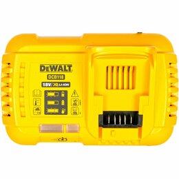 Аккумуляторы и зарядные устройства - Универсальное зарядное устройство DeWalt DCB118…, 0