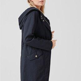 Куртки - Куртка парка s.Oliver Германия женская синяя новая, 0