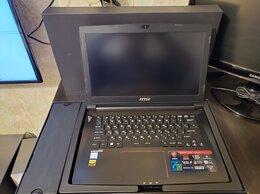 Ноутбуки - Компактный игровой ноутбук MSI GS43VR Phantom…, 0