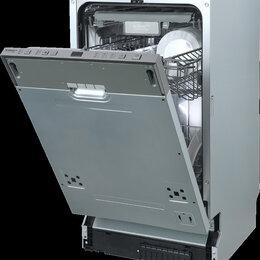 Посудомоечные машины - TCH-DM459D1103SBI Посудомоечная машина встр. KRAFT, 0
