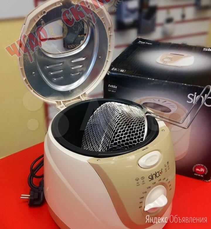 Фритюрница Sinbo SDF-3817 по цене 1800₽ - Фритюрницы, фото 0