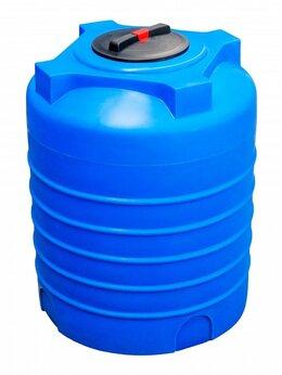 Баки - Бочка пластиковая 550 литров, 0