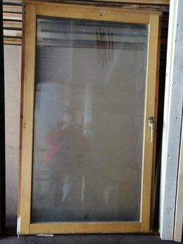 Окна - Окно, деревянный стеклопакет, 0