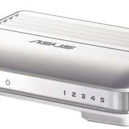 Проводные роутеры и коммутаторы - Коммутатор Asus GX1005B 5-port 10/100 Mбит/сек, 0