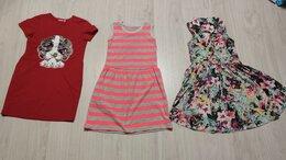Платья и сарафаны - Летние платья на девочку, р 134-140, 0
