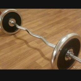 Штанги и грифы - Штанга 37 кг новая, 0