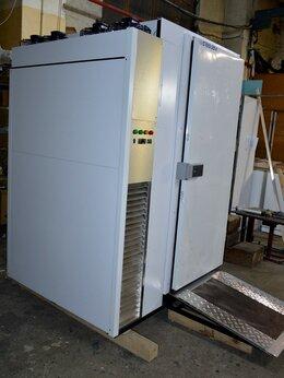 Морозильное оборудование - Промышленный морозильный шкаф, заморозка шоковая, 0