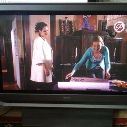 Телевизоры - Плазма 106 см Toshiba Plasma Color tv Модель 42WP56R, 0