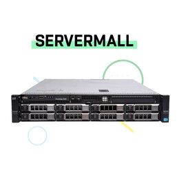 Серверы - Сервер DELL R520 8LFF, 0