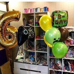 Воздушные шары - Воздушные шары на день рождения, 0