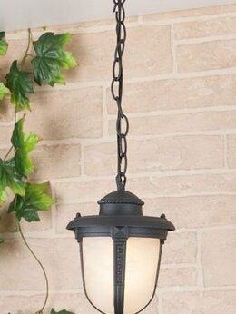 Уличное освещение -  Светильник подвесной Elektrostandard Atlas H…, 0