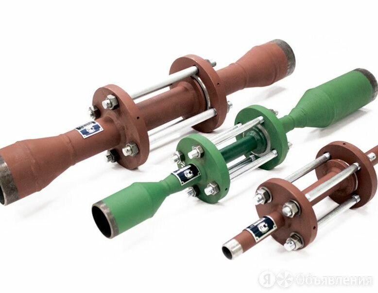Комплект арматуры ТЭМ-КПА-3 к ЭРСВ Ду100/ 50/125 по цене 8429₽ - Элементы систем отопления, фото 0