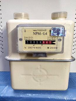 Счётчики газа - Газовый счетчик NPM-G4, 0