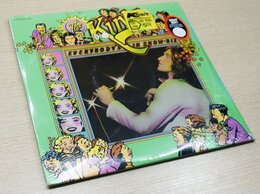 Виниловые пластинки - Kinks - Everybody's In Showbiz - 1972 US…, 0