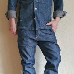 Костюмы - G-Star Raw 2in1 Japan Workwear Selvedge DNM 9oz, 0