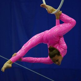 Художественная гимнастика - Комбинезон для воздушной гимнастики, 0