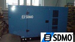 Электрогенераторы - Генераторы SDMO, 0