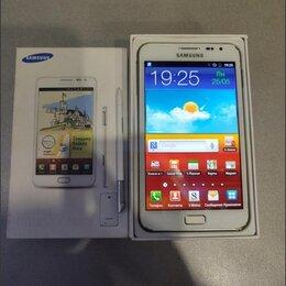 Мобильные телефоны - Samsung GALAXY Note GT-N7000, 0
