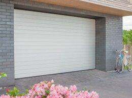 Заборы и ворота - Ворота гаражные Алютех на проем 3500х3000h мм, 0