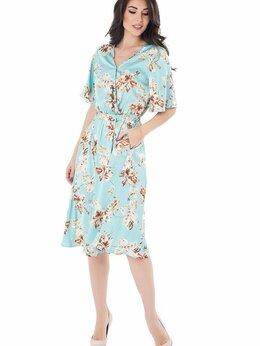 Платья - Изящное летние платье из вискозы, 0