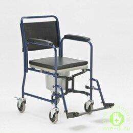 Приборы и аксессуары - Кресло-каталка с санитарным оснащением Армед H…, 0