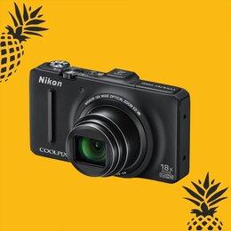 Фотоаппараты - Компактная камера Nikon Coolpix S9300, 0