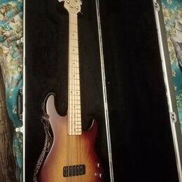 Электрогитары и бас-гитары - Бас гитара G&L L1505 USA 5 струн , 0