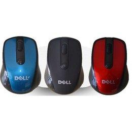 Мыши - Новая Мышь беспроводная Dell, 0
