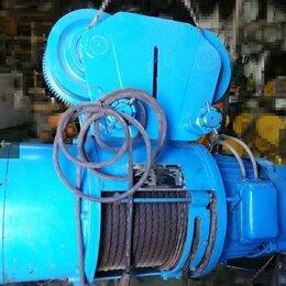 Грузоподъемное оборудование - Тельфер 5 тонн болгарский таль, 0