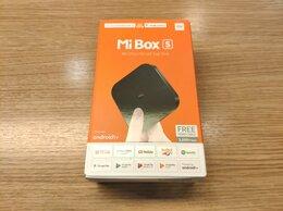 ТВ-приставки и медиаплееры - Xiaomi Mi Box S (MDZ-22-AB) Ростест, 0