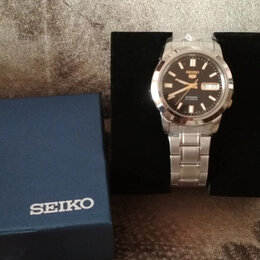 Наручные часы - Новые часы Seiko 5, 0