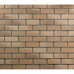 Фасадные панели - ТЕХНОНИКОЛЬ HAUBERK фасадная плитка, Кирпич,…, 0