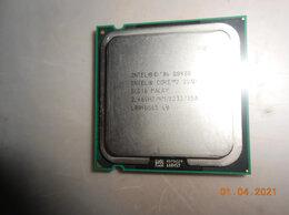 Процессоры (CPU) - процессоры Q8400, E8400, 0
