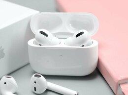 Наушники и Bluetooth-гарнитуры - airpods pro + подарок, 0