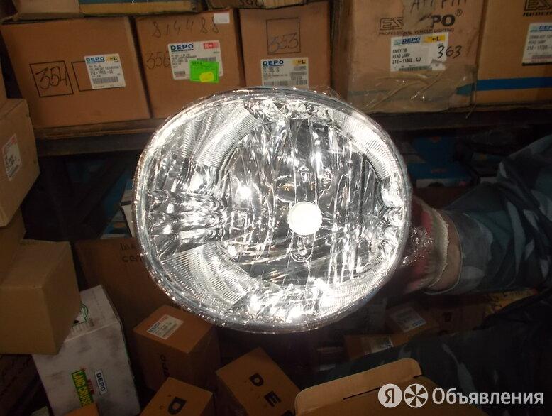 туманка передняя левая TOYOT по цене 2000₽ - Электрика и свет, фото 0